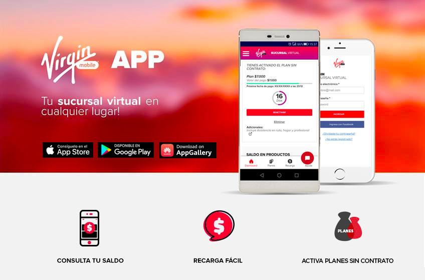 APP Virgin Mobile
